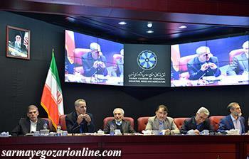 پایان کار هفتمین دوره هیات نمایندگاه اتاق تهران