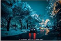 ساماندهی پرژوکتورهای روشنایی و برج های نوری قلب تهران