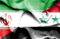 حجم تجارت ۷ ماهه ایران و سوریه به ۸۳ میلیون دلار رسید