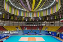 زنگ خطر در میزبانی ارومیه از لیگ ملتهای والیبال