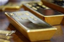 طلا سر به زیر شد
