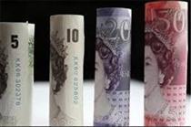 نرخ برابری پوند در برابر دلار رکورد زد