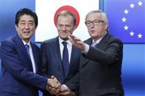 توافق تجاری ژاپن و اروپا تولیدکنندگان آمریکایی را نگران کرد