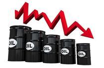 سقوط قیمت نفت شدت گرفت
