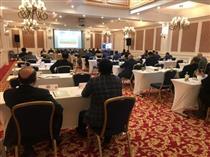 برگزاری جلسه اتحادیه جودوی آسیا با حضور میراسماعیلی
