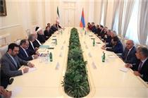 گسترش روابط تجاری با ارمنستان