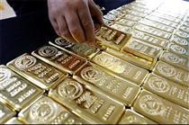 قیمت طلا در بازارهای جهانی بالا رفت