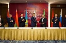موافقت نامه تجارت ترجیحی ایران با کشورهای اوراسیا امضا شد