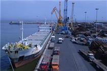 ورود همزمان ۵ کشتی حامل کالای اساسی و نفتی به بندر چابهار