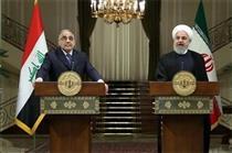 توسعه همکاری تهران–بغداد به نفع دو کشور و منطقه است