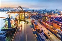 افزایش ۱۰۰ درصدی واردات کالاهای اساسی از بندرچابهار