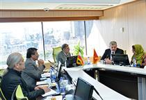 معاون تجاری اتاق استانبول با دبیر کل اتاق تهران دیدار کرد
