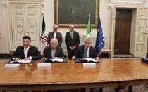 امضای قرارداد فاینانس ۵ میلیارد یورویی ایران و ایتالیا