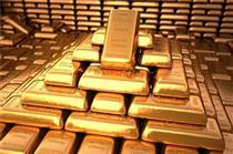 کاهش چشمگیر قیمت طلای جهانی