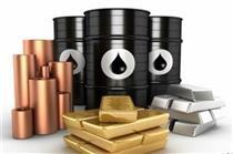 ادامه عقب نشینی نفت و فلزات اساسی