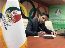 حمید سوریان نایب رئیس فدراسیون کشتی شد
