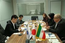 دیدار نماینده مرکز مالیه ژاپن با مدیرکل آسیا و اقیانوسیه امور بین الملل اتاق ایران