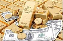 افزایش قیمت ارز و کاهش قیمت طلا در بازار آزاد