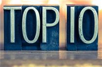 ۱۰ شرکت پیشرو در رتبه بندی شرکت های برتر سال۹۹