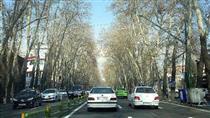 نوسازی المان های ترافیکی قلب تهران