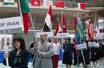 قهرمان جام جهانی وزنه برداری، مدال های بین المللی خود را به شرکت پتروشیمی امیرکبیر اهدا کرد