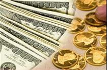 سکه و دلار هفته را صعودی آغاز کردند