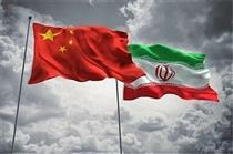 صادرات چین به ایران نصف شد
