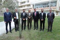 درخت دوستی ایران و بلغارستان کاشته شد