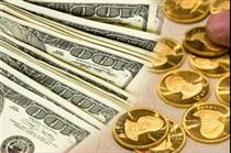 سقوط قیمت سکه و ارز در بازار آزاد