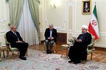 روحانی:ایران خواهان توسعه همکاریها با کشورهای آمریکای لاتین و از جمله شیلی است