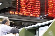 نزول شاخص سهام در ترافیک مجامع