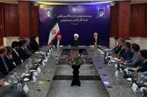 روحانی: صنعت نفت صنعتی راهبردی و دارای جایگاه ویژه است