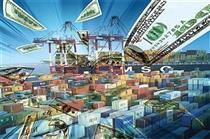 ارزش تجارت خارجی ایران از ۲۴ میلیارد دلار فراتر رفت
