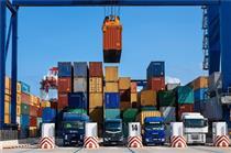 صادرات ۱۰ ماهه ایران ۳۷ میلیارد دلار