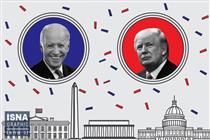 ریزش دلار در روز انتخابات