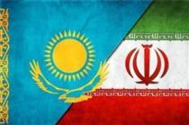 تحقق ۱۰درصد حجم مبادلات تجاری میان ایران و قزاقستان