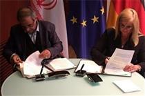 امضای تفاهم نامه همکاری آموزشی giz میان ایران و آلمان