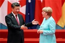 رهبران چین و آلمان بر مقابله با افزایش تعرفه های فولاد تاکید کردند